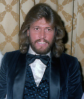 Barry Gibb at the American Music Awards n January 12, 1979<br />
