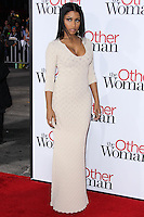 """WESTWOOD, LOS ANGELES, CA, USA - APRIL 21: Nicki Minaj arrives at the Los Angeles Premiere Of Twentieth Century Fox's """"The Other Woman"""" held at the Regency Village Theatre on April 21, 2014 in Westwood, Los Angeles, California, United States. (Photo by Xavier Collin/Celebrity Monitor)"""