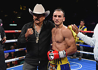 LAS VEGAS - NOVEMBER 23: Victor Slavinskyi on the Fox Sports PBC Fight Night at the MGM Grand Garden Arena on November 23, 2019 in Las Vegas, Nevada. (Photo by Frank Micelotta/Fox Sports/PictureGroup)