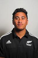 Marino Mekeaele Tu'u. The 2015 New Zealand Schools rugby union team headshots at NZ Sports Institute, Palmerston North, New Zealand on Friday, 18 September 2015. Photo: Dave Lintott / lintottphoto.co.nz