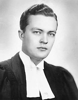 File Photo circa 1940 - Jean Lesage