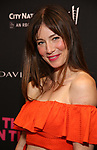 Lynn Collins attends 'The Boys in the Band' 50th Anniversary Celebration at The Booth Theatre on May 30, 2018 in New York City.