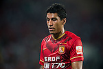 Paulinho of Guangzhou Evergrande looks on during the Bayern Munich vs Guangzhou Evergrande as part of the Bayern Munich Asian Tour 2015  at the Tianhe Sport Centre on 23 July 2015 in Guangzhou, China. Photo by Aitor Alcalde / Power Sport Images