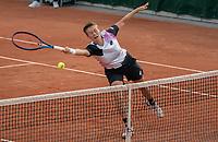 Paris, France, 2 june 2021, Tennis, French Open, Roland Garros, First round womans doubles match: Demi Schuurs (NED)  <br /> Photo: tennisimages.com