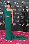 Andrea Duro attend the 2015 Goya Awards at Auditorium Hotel, Madrid,  Spain. February 07, 2015.(ALTERPHOTOS/)Carlos Dafonte)