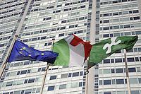 - Milan, the Pirelli skyscraper, headquarters of Lombardy Region Authority<br /> <br /> - Milano, il grattacielo Pirelli, sede della Regione Lombardia