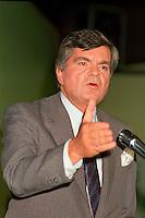 Montreal (Qc) CANADA - 1987 File Photo ,  Claude Dupras, Leader Parti Civique