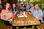 Enjoying the evening in Gally's on Friday, l to r: Christina Dineen, Laura Donigan, Shane Hanlon and Marie Russell.