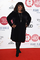 Ruby Turner<br /> London Critic's Circle Film Awards 2020, London.<br /> <br /> ©Ash Knotek  D3552 30/01/2020