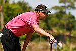 PALM BEACH GARDENS, FL. - Robert Allenby during final round play at the 2009 Honda Classic - PGA National Resort and Spa in Palm Beach Gardens, FL. on March 8, 2009.