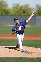 Scott Kazmir - Los Angeles Dodgers 2016 spring training (Bill Mitchell)
