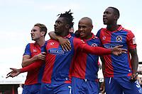 Dagenham & Redbridge vs Hartlepool United 25-08-18
