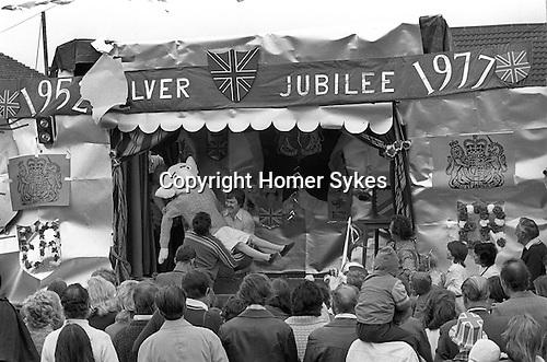 Silver Jubilee Street Party 1977 Barking east London. Barking Essex UK<br /> <br /> My ref 12a/2063/,1977,