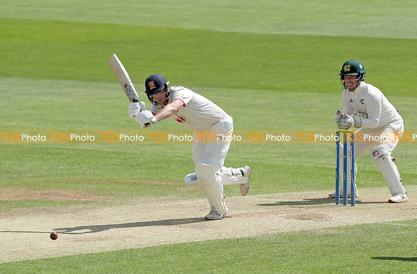 Tom Westley of Essex in batting action during Essex CCC vs Nottinghamshire CCC, LV Insurance County Championship Group 1 Cricket at The Cloudfm County Ground on 5th June 2021