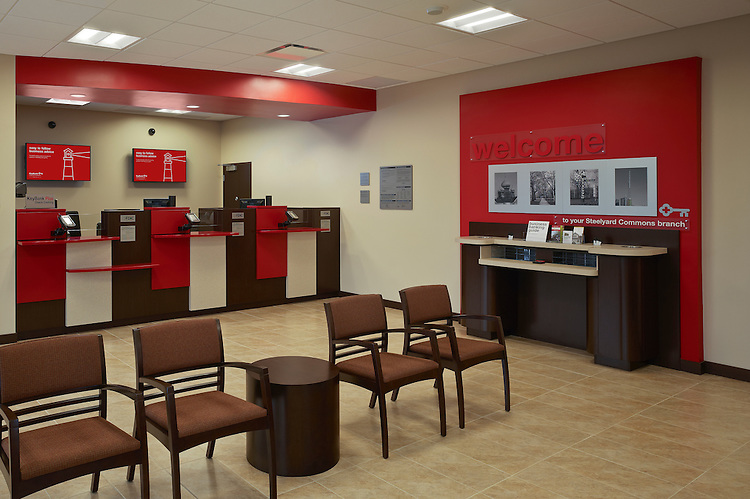 Steelyard Key Bank Branch | Architects: Key Bank