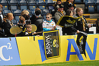 Photo: Tony Oudot/Richard Lane Photography. London Wasps v Newcastle Falcons. Aviva Premiership. 05/05/2012. .Wasps  fans.