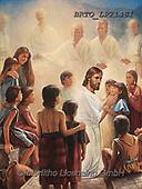 Alfredo, EASTER RELIGIOUS, OSTERN RELIGIÖS, PASCUA RELIGIOSA, paintings+++++,BRTOLP21481,#er#, EVERYDAY