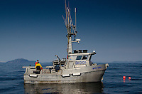 F/V Miss Gina off Kodiak Island, Alaska, US