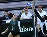 Tulane vs. UAB (Volleyball 2010)