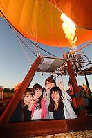 20150715 15 July Hot Air Balloon Cairns