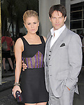 Stephen Moyer and Anna Paquin at The HBO Premiere of the 4th Season of True Blood held at The Arclight Cinerama Dome in Hollywood, California on June 21,2011                                                                               © 2010 Hollywood Press Agency