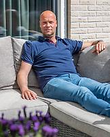 Oud Beijerland, Netherlands, April 23, 2021,  Tennis coach and former player Martin Verkerk (NED)<br /> Photo: Tennisimages/Henk Koster