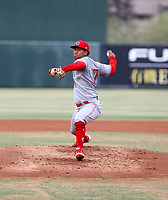 Gabriel Aguilera - 2021 Arizona League Reds (Bill Mitchell)