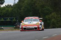 #76 JEAN-LOU RIHON (BE) / NICK PADMORE (GB) - PORSCHE / 996 GT3-RS / 2005 GT2B