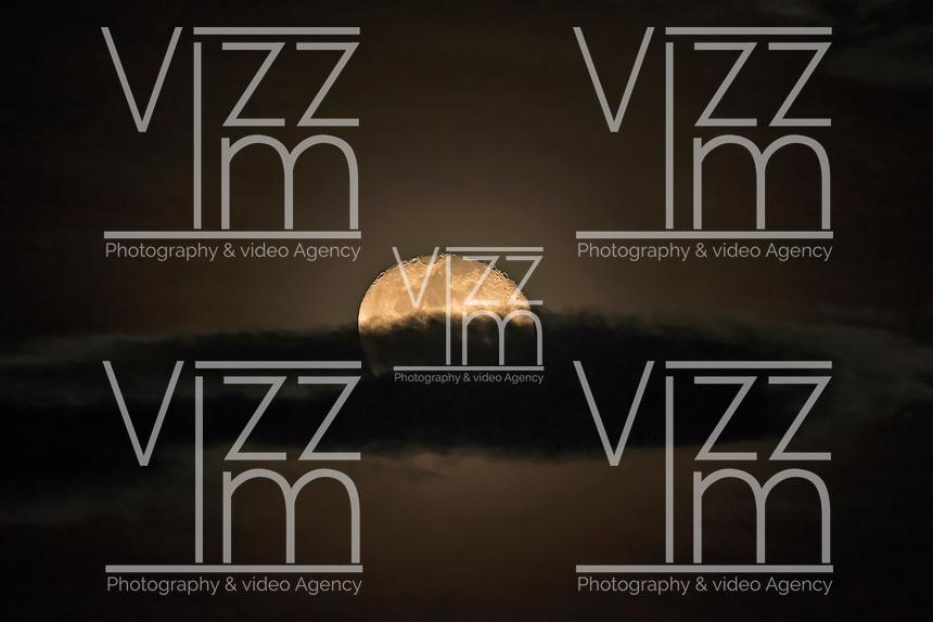 Luna / Moon Photo: VizzorImage/ Gabriel Aponte / Staff