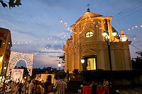 Italien, Ischia, Kirche Peter und Paul in Porto auf Corso Vittoria Colonna