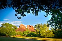 Red Rock Barn - Sedona, Arizona<br /> Red Rock Crossing State Park