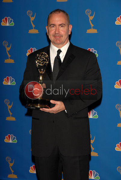 Terence Winter<br />in the Press Room at the 58th Annual Primetime Emmy Awards. The Shrine Auditorium, Los Angeles, CA. 08-27-06<br />Scott Kirkland/DailyCeleb.com 818-249-4998