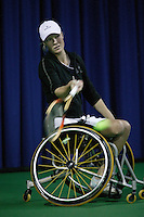 18-11-06,Amsterdam, Tennis, Wheelchair Masters, Korie Homan
