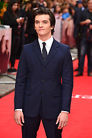 """Fionn Whitehead<br /> arriving for the premiere of """"The Children Act"""" at the Curzon Mayfair, London<br /> <br /> ©Ash Knotek  D3420  16/08/2018"""