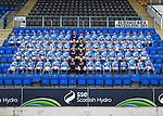 The 2016-2017 four St Johnstone Academy Teams alltogether at McDiarmid Park…14.09.16<br />Picture by Graeme Hart.<br />Copyright Perthshire Picture Agency<br />Tel: 01738 623350  Mobile: 07990 594431