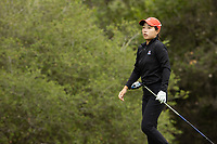 STANFORD, CA - APRIL 25: Vivian Hou at Stanford Golf Course on April 25, 2021 in Stanford, California.