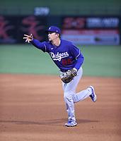Devin Mann - Los Angeles Dodgers 2021 spring training (Bill Mitchell)