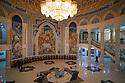Uzbekistan - Tashkent - The Amir Timur Museum. It opened in 1996, and is dedicated to the Mongol warlord Amir Timur (Tamerlane), the national hero of Uzbekistan.
