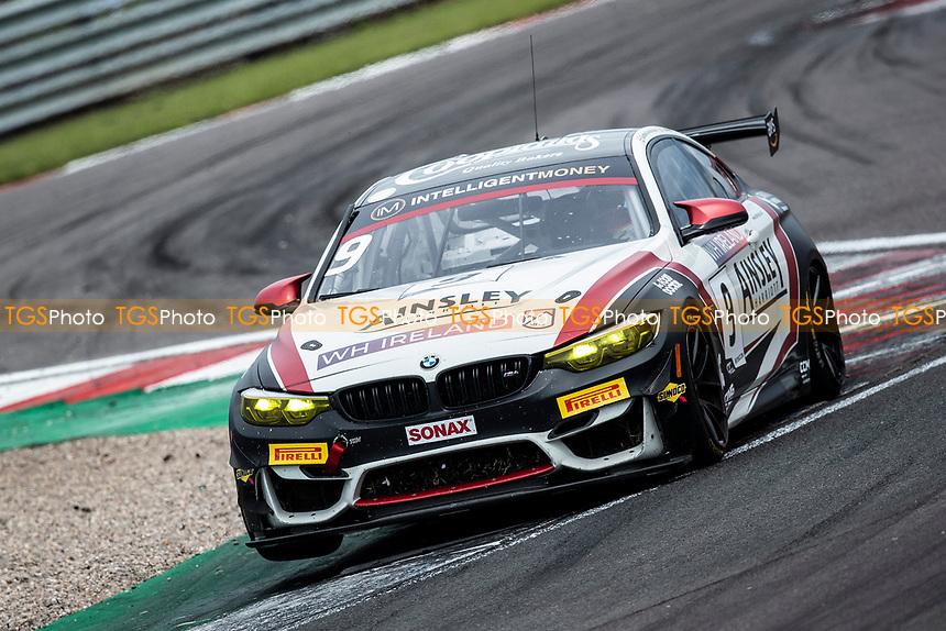 Chris Salkeld & Andrew Gordon-Colebrooke, BMW M4 GT4, Century Motorsport through Fogarty Esses during the British GT & F3 Championship on 11th July 2021