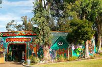 World Beat Center, Balboa Park, San Diego, California