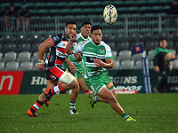 Action from the 2021 Bunnings Warehouse Cup rugby match between Manawatu Turbos and Counties Manukau Steelers at CET Stadium in Palmerston North, New Zealand on Friday, 6 August 2021 Photo: Dave Lintott / lintottphoto.co.nz