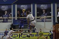 Campinas (SP), 23/01/2021 - Volei Renata-Sada Cruzeiro - Partida entre o Volei Renata e Sada Cruzeiro pela Superliga Banco Do Brasil 20/21 masculina de volei, neste sabado (23) no ginasio do Taquaral em Campinas, interior de Sao Paulo. (Foto: Denny Cesare/Codigo 19/Codigo 19)