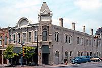 Austin:  J & S Koppel Bldg., 300 block Congress. Note chimneys on 4th St. side.