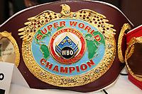 WBO Weltmeisterguertel von Wladimir Klitschko