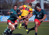 180901 Heartland Championship Rugby - Wairarapa Bush v Thames Valley
