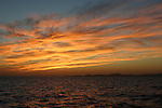 Sunset at Isla Espiritu Santo
