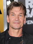 Patrick Swayze attends MGM's World Premiere of Rocky Balboa held at The Grauman's Chinese Theater in Hollywood, California on December 13, 2006.Copyright 2006 Debbie VanStory / RockinExposures