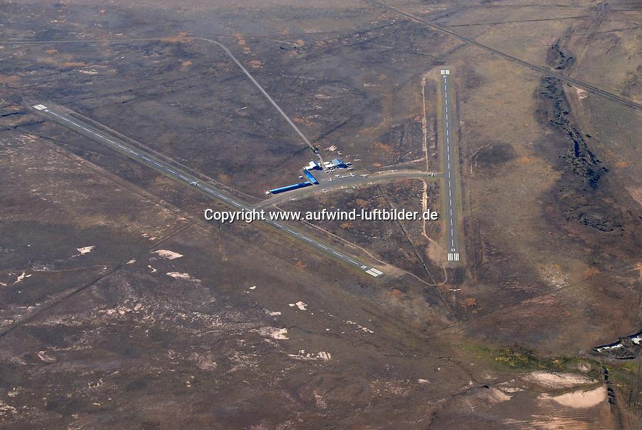 4415 / Flugplatz Gariepdam: AFRIKA, SUEDAFRIKA, 01.01.2007:Flugplatz Gariepdam