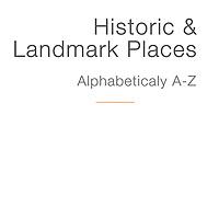 Historic Places Index