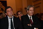 CARLO CALENDA E PAOLO GENTILONI